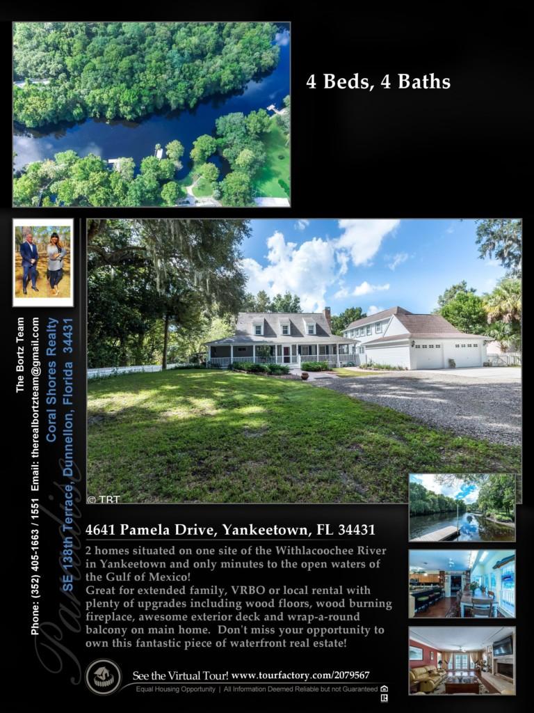 Home seller property brochure